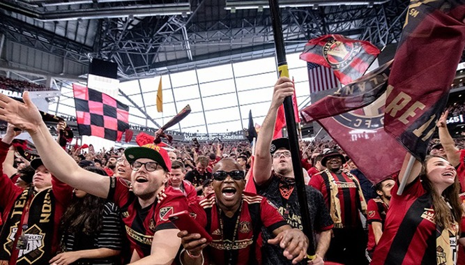 ATLANTA UNITED GAME EXPERIENCE