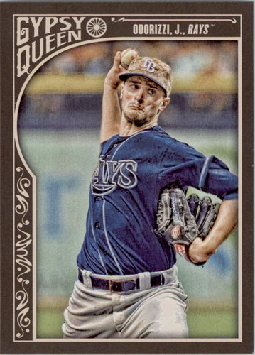 Photo of 2015 Topps Gypsy Queen #204 Jake Odorizzi