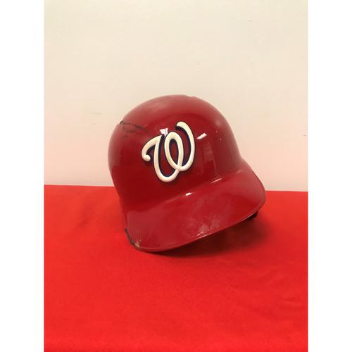 Photo of Trea Turner Helmet (Size 7 3/8)