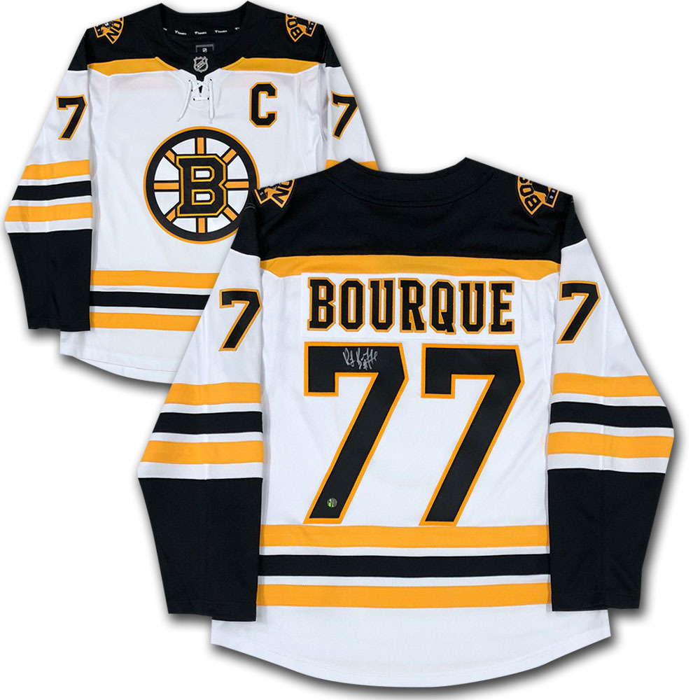 Ray Bourque Autographed Boston Bruins Jersey
