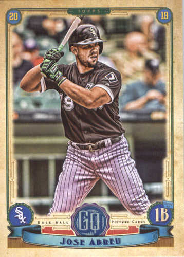 Photo of 2019 Topps Gypsy Queen #288 Jose Abreu