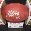 NFL - Seahawks Michael Dickson Signed Authentic Football