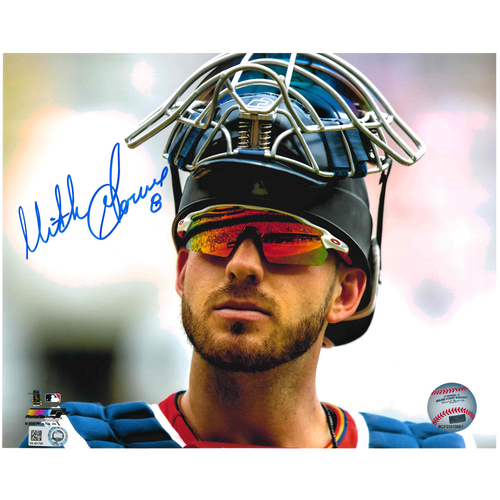Photo of Minnesota Twins Autographed 8x10 Photo - Mitch Garver
