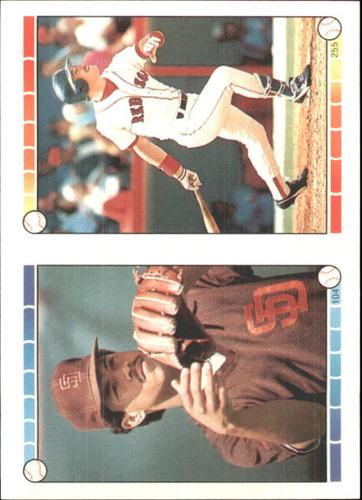 Photo of 1989 O-Pee-Chee Stickers #104 Roberto Alomar