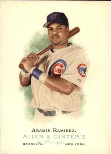 Photo of 2006 Topps Allen and Ginter #230 Aramis Ramirez