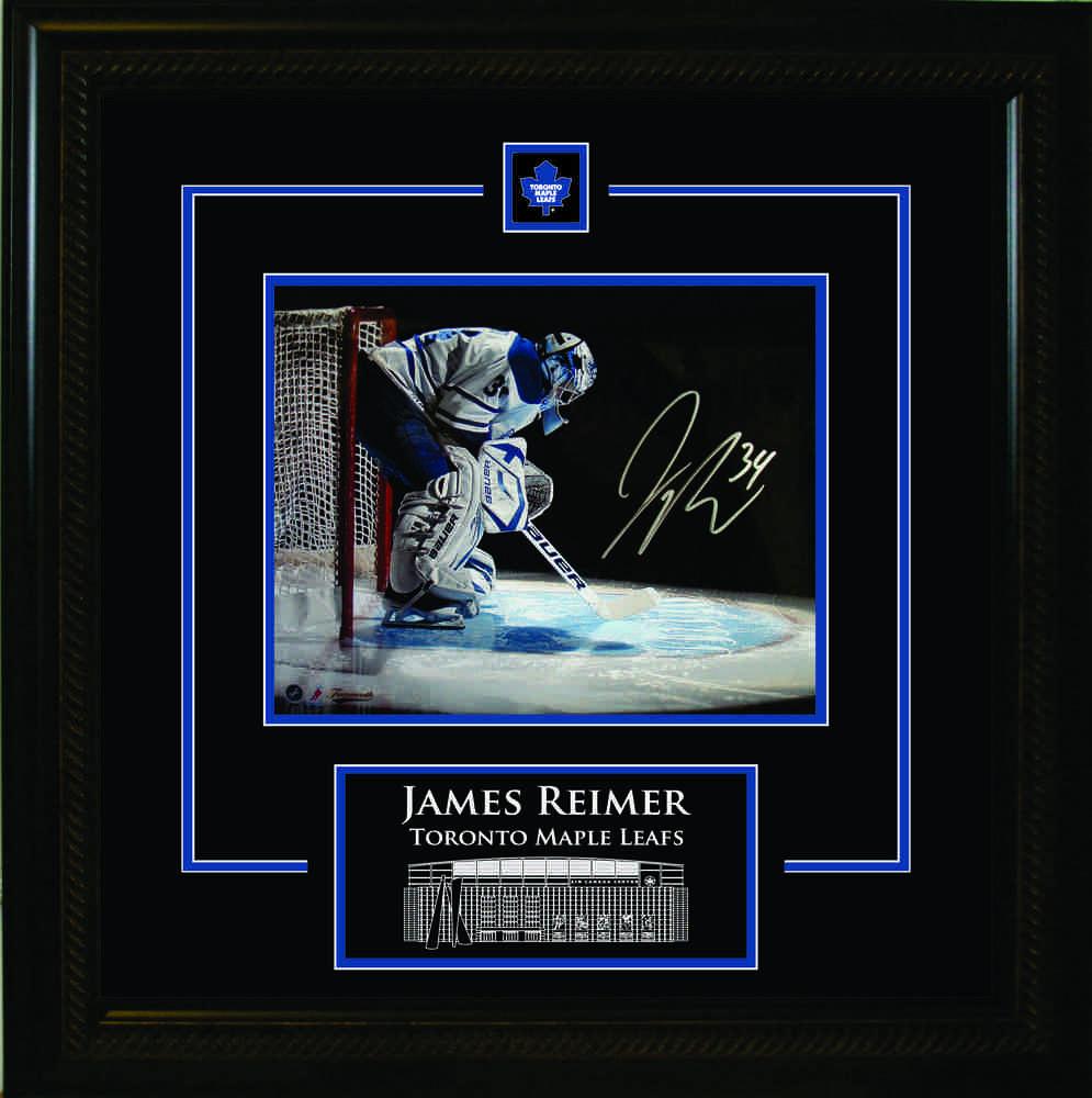 James Reimer Signed 8
