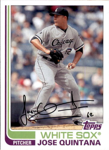 Photo of 2017 Topps Archives #150 Jose Quintana