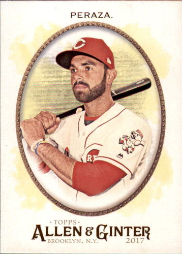 Photo of 2017 Topps Allen and Ginter #258 Jose Peraza