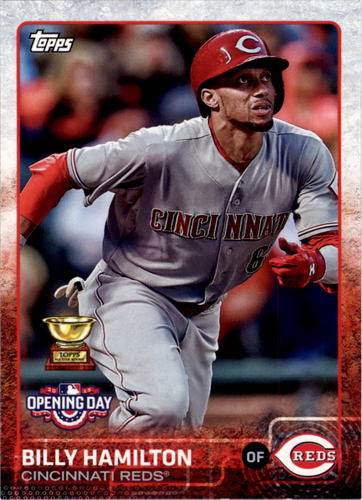Photo of 2015 Topps Opening Day #177 Billy Hamilton