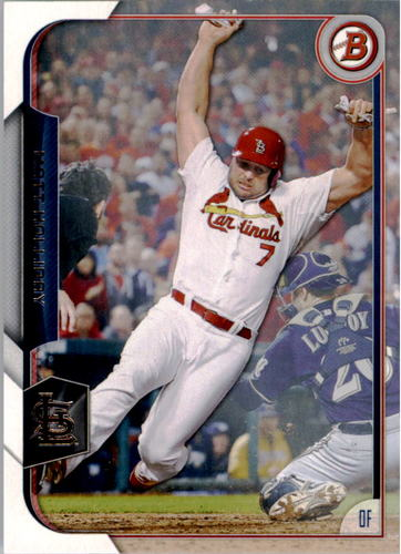 Photo of 2015 Bowman #16 Matt Holliday