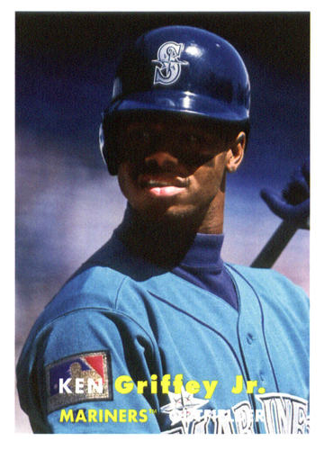 Photo of 2015 Topps Archives #50 Ken Griffey Jr.