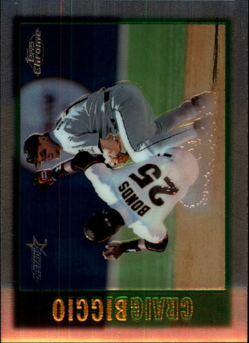 Photo of 1997 Topps Chrome #32 Craig Biggio