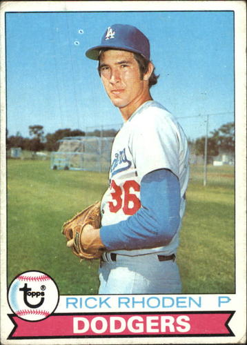 Photo of 1979 Topps #145 Rick Rhoden