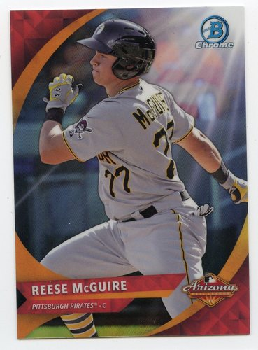 Photo of 2016 Bowman Chrome AFL Fall Stars #AFLRM Reese McGuire