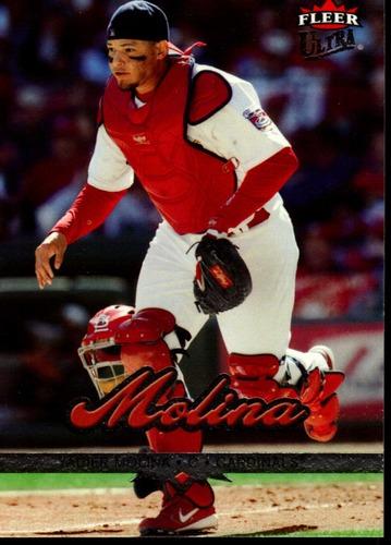 Photo of 2006 Ultra #41 Yadier Molina