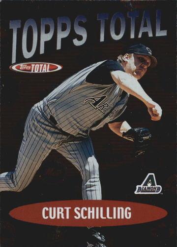 Photo of 2002 Topps Total Topps #TT41 Curt Schilling