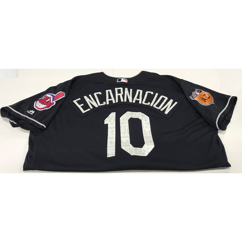 Photo of Edwin Encarnacion 2017 Spring Training Jersey