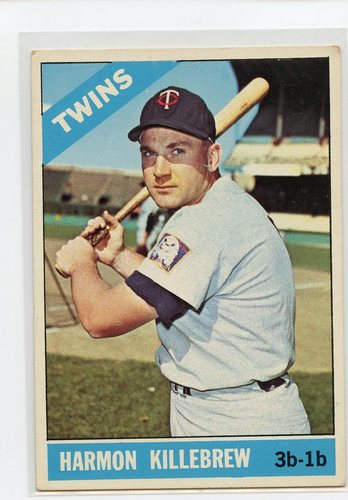 Photo of 1966 Topps #120 Harmon Killebrew