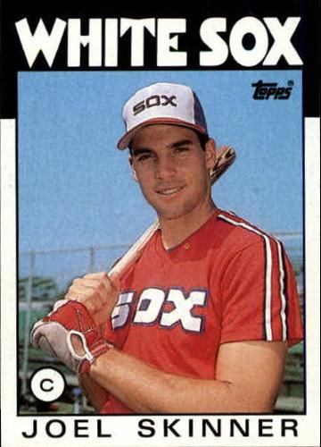Photo of 1986 Topps #239 Joel Skinner