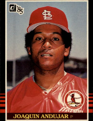 Photo of 1985 Donruss #449 Joaquin Andujar