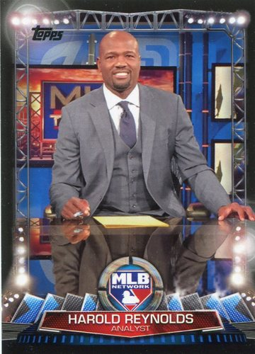 Photo of 2017 Topps MLB Network #MLBN8 Harold Reynolds