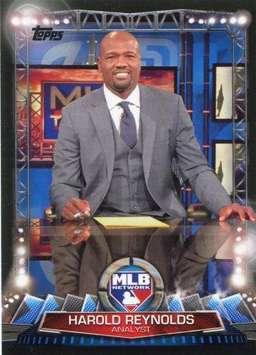 Photo of 2017 Topps MLB Network #MLBN8 Harold Reynolds