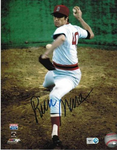 Rick Wise Autographed 8x10 Photo
