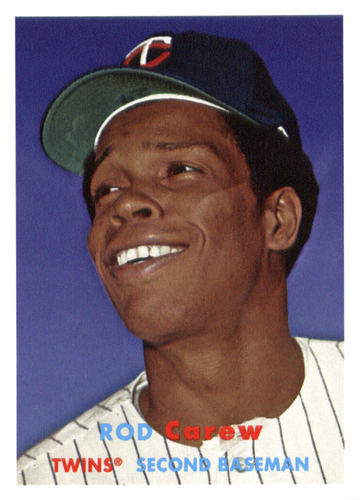 Photo of 2015 Topps Archives #63 Rod Carew