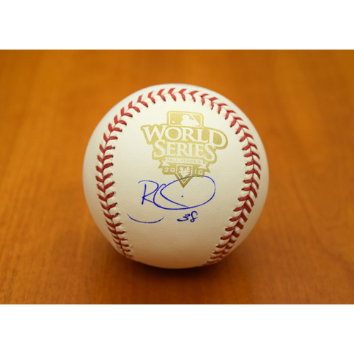 Photo of Brian Wilson San Francisco Giants Autographed Official Major League 2010 World Series Baseball (NOT MLB Authenticated)