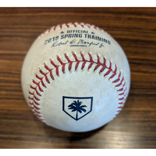Photo of Patrick Kivlehan (Pirates) - Single: Game-Used