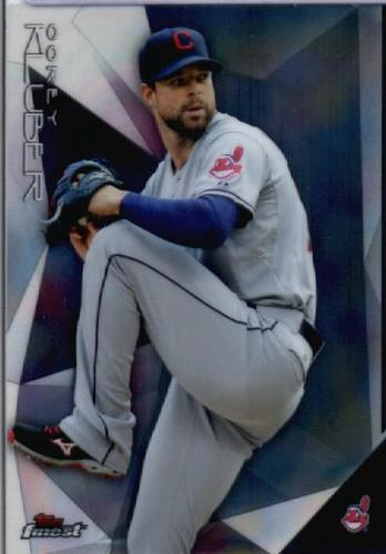 Photo of 2015 Finest #98 Corey Kluber