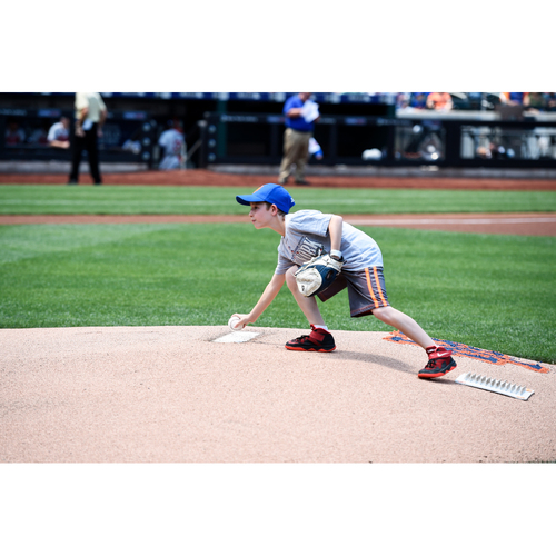 Photo of Amazin' Auction: Deliver the First Ball to the Mound before a Mets Home Game