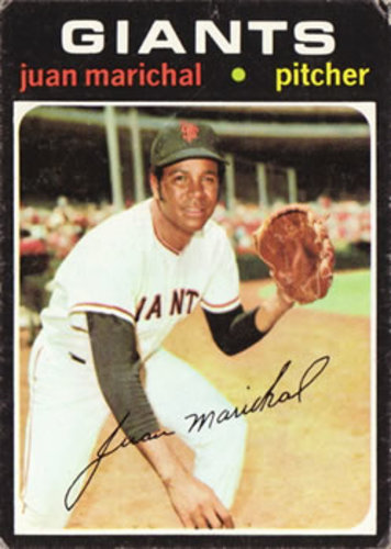 Photo of 1971 Topps #325 Juan Marichal