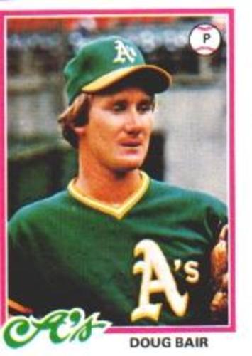 Photo of 1978 Topps #353 Doug Bair RC