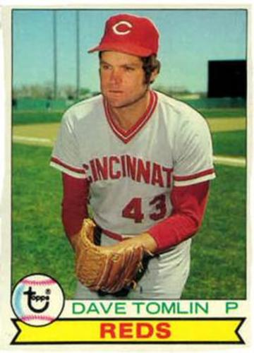 Photo of 1979 Topps #674 Dave Tomlin