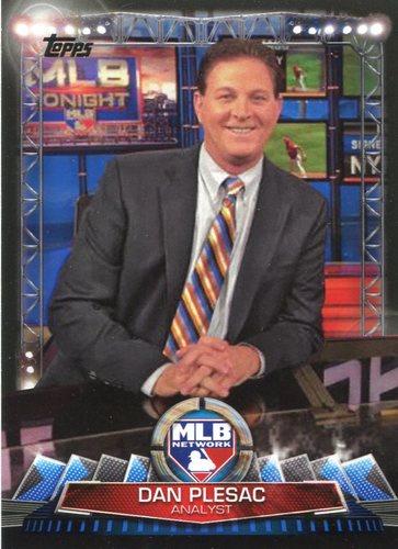 Photo of 2017 Topps MLB Network #MLBN10 Dan Plesac