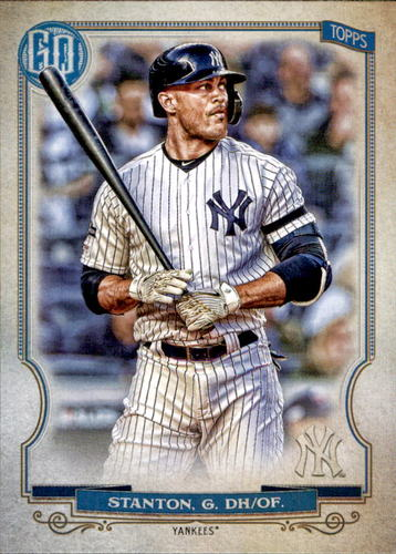 Photo of 2020 Topps Gypsy Queen #56 Giancarlo Stanton