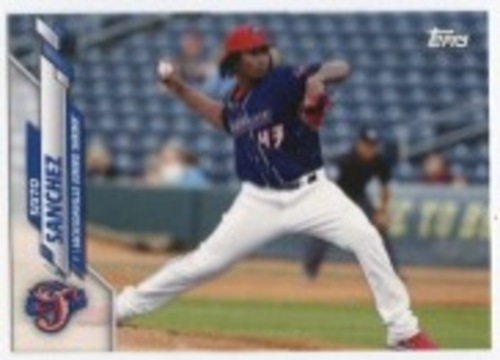 Photo of 2020 Topps Pro Debut #PD168 Sixto Sanchez