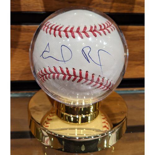 Photo of Eduardo Rodriguez Autographed Baseball