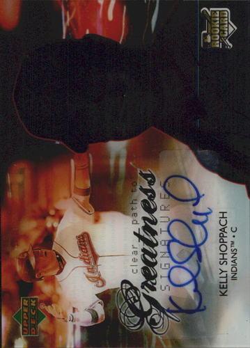 Photo of 2006 Upper Deck Future Stars #119 Kelly Shoppach AU (RC)