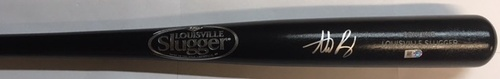 Photo of Anthony Rizzo Autographed Louisville Slugger Bat
