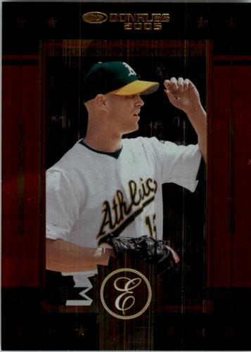 Photo of 2005 Donruss Elite Series Dominators #23 Tim Hudson