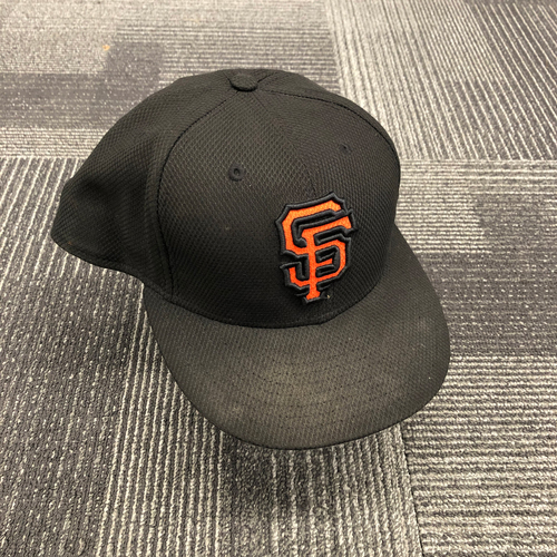Photo of 2017 Batting Practice Cap - #15 Bruce Bochy - Size 8
