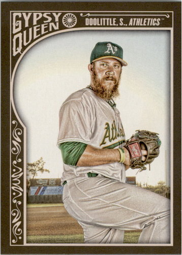 Photo of 2015 Topps Gypsy Queen #209A Sean Doolittle