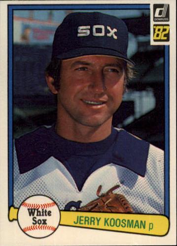 Photo of 1982 Donruss #603 Jerry Koosman