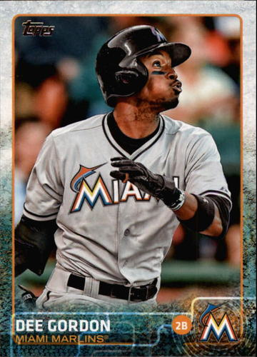 Photo of 2015 Topps #559 Dee Gordon