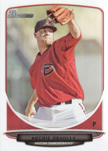 Photo of 2013 Bowman Draft Top Prospects #TP30 Archie Bradley