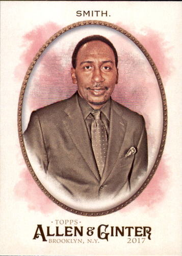 Photo of 2017 Topps Allen and Ginter #299 Stephen A. Smith