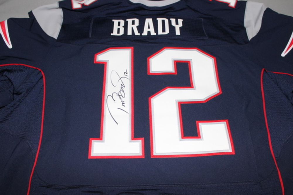 authentic nfl tom brady jersey