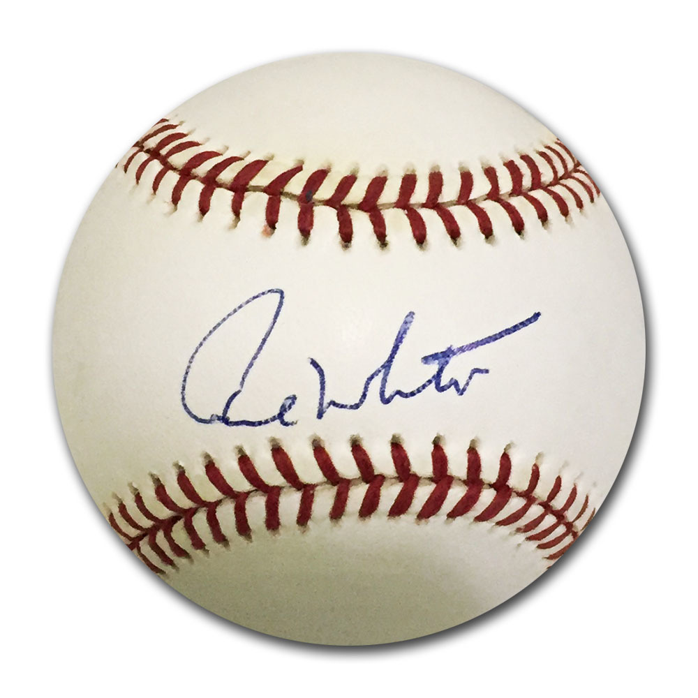 Paul Molitor Autographed 1993 World Series Official Baseball